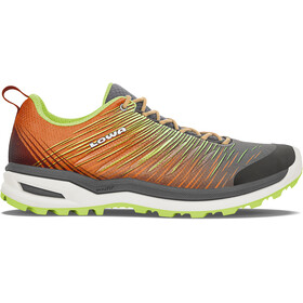Lowa Lynnox GTX Lage Schoenen Heren, orange/lime